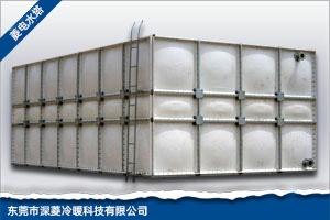 组合shibo璃钢水箱