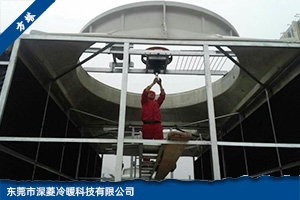 水lun机冷却塔节neng改造