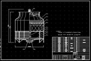 柳州昊long铸业200吨圆型冷却ta方案